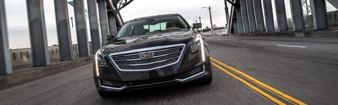 Cadillac Advertising - Custom auto interiors