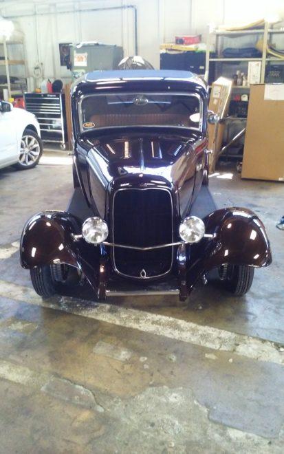 Custom Rod interiors by Seatco