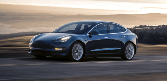 2018 Tesla Model 3 - Seatco offers the best convertible top replacement for your car